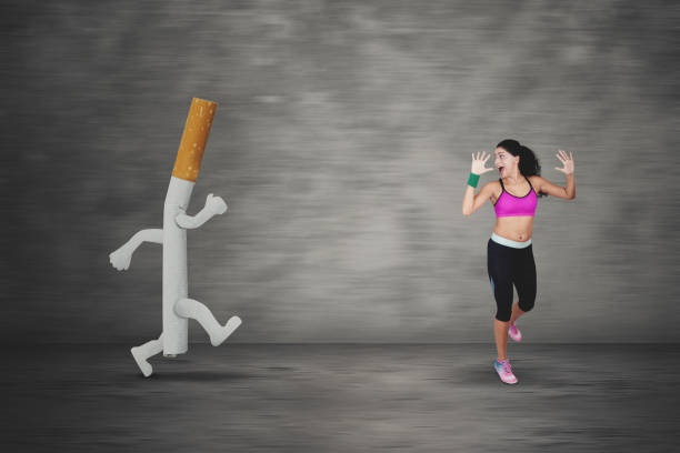 сложно ли бросить курить