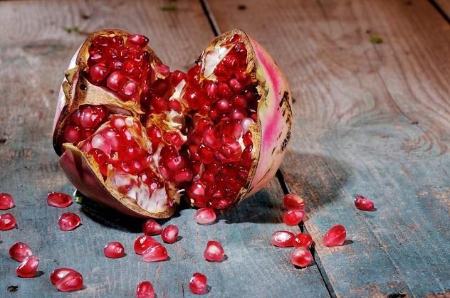 семена сладкого граната