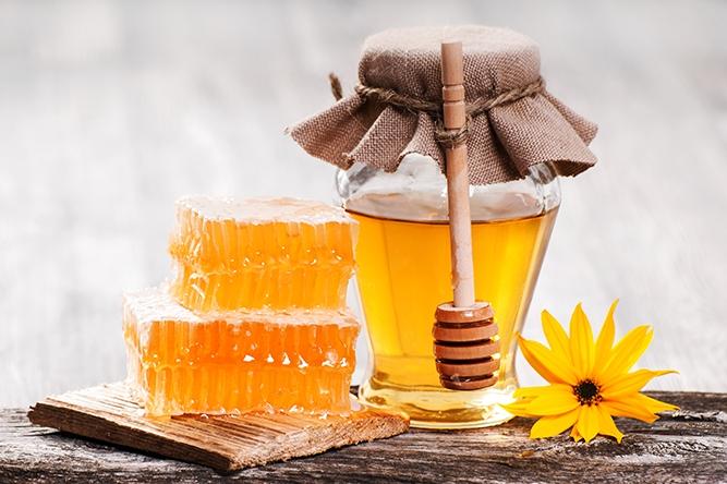 мед соты