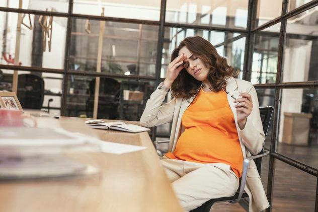 приступы мигрени у беременных