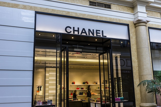 магазин Коко Шанель