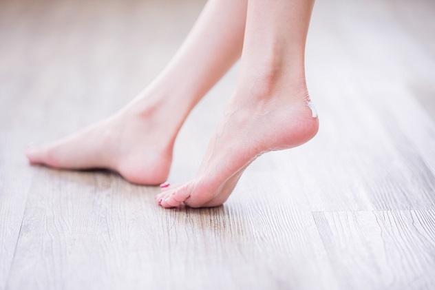 уход за ножками